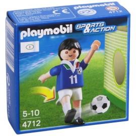 Jucator fotbal - italia