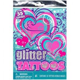 Set tatuaj cu sclipici 35 bucati
