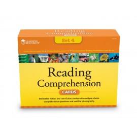 Carduri pentru intelegerea lecturii- set 4