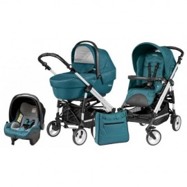 Carucior 3 in 1 Pliko Switch Easy Drive Sportivo