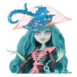 Papusa Vandala Doubloons - Monster High Haunted