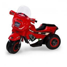 Motoscuter panther red biemme
