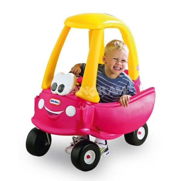 Masina cozy coupe little tikes