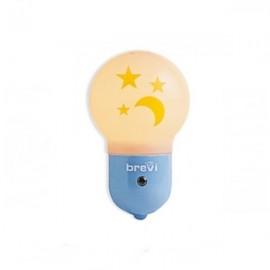 Lampa de veghe cu senzor brevi