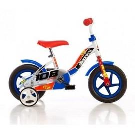 Bicicleta 10 Cu Maner Dino Bikes