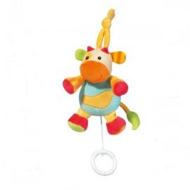 Jucarie muzicala vacuta brevi (brevi soft toys)