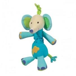 Jucarie Muzicala Elefantel Brevi (brevi Soft Toys) imagine