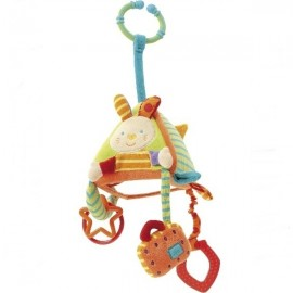 Carusel Muzical Iepuras & Gentuta Brevi Soft Toys