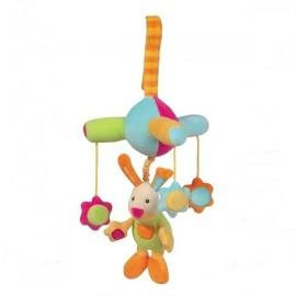 Carusel Muzical Iepuras Brevi Soft Toys