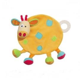 Inel Dentitie Girafa Brevi (brevi Soft Toys)
