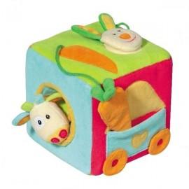 Jucarie cub cu sunete brevi (brevi soft toys)