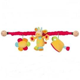 Jucarie plus vacuta brevi (brevi soft toys)