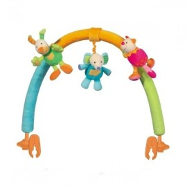 Elefantel brevi soft toys