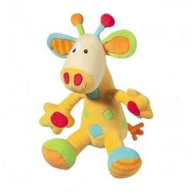 Jucarie din plus girafa brevi soft toys