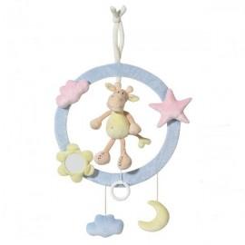 Inel Muzical Decorativ Girafa Brevi (brevi Soft Toys)