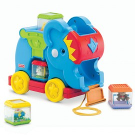 Fisher Price - Elefant Muzical