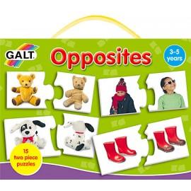 Galt - Puzzle Opposites
