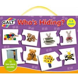 Galt - Cine se ascunde? / Who's hiding?
