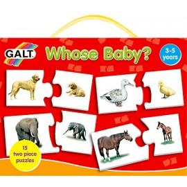 Galt - Copilul cui? / Whose baby?