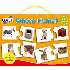 Galt - A cui este casa? / Whose home?