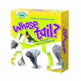 Galt - A cui este coada? / Whose tail?
