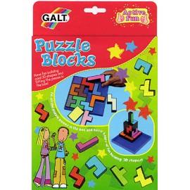 Galt - Puzzle de constructie 3D / Puzzle Blocks
