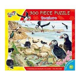 Puzzle Galt 300 piese - Tarmul marii / Seashore