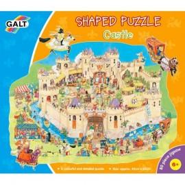Galt - Puzzle Galt 80 piese - Castelul / Castle