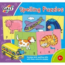 Puzzle cu litere / Spelling Puzzles