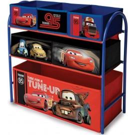Organizator jucarii cu cadru metalic Disney Cars