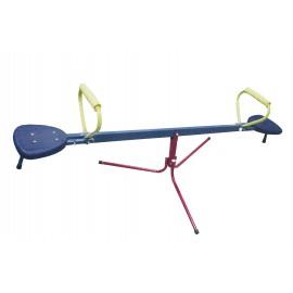 Balansoar metalic pentru 2 copii