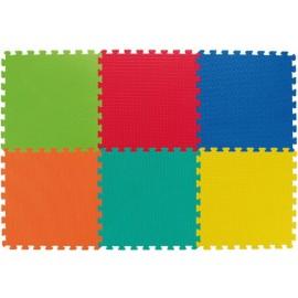 Covoras copii puzzle din spuma 6 piese