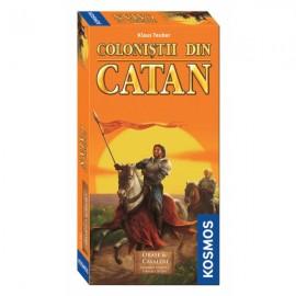 Extensie Colonistii din Catan - orase si cavaleri