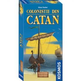 Extensie Colonistii din Catan - Navigatorii