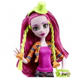 Marisol Coxi - Monster High