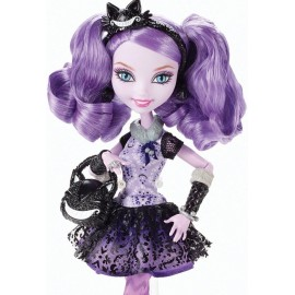 Papusa Ever After High Rebele - Kitty Cheshire imagine