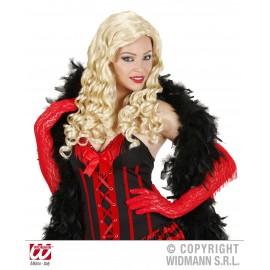 Peruca Jessica Blonda - Marimea 158 Cm