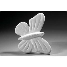Fluture din polistiren 10,5 cm
