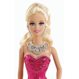 Papusa Barbie Fashionistas Gala - Mermaid Gown