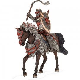 Cavaler dragon calare cu buzdugan