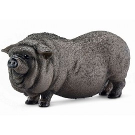 Figurina animal porc vietnamez
