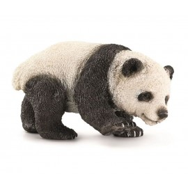 Figurina animal pui panda gigant