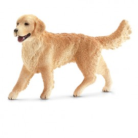 Figurina Animal Golden Retriever  Femela