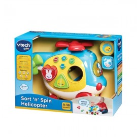 Vtech elicopter pentru bebelusi