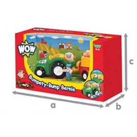Tractorul Bernie imagine