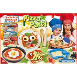 Set joaca  pizza party  clementoni cl60188