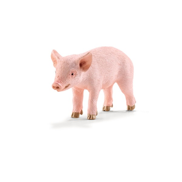 Figurina schleich purcel, stand in picioare 13783