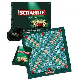 Scrabble - Varianta Originala In Limba Romana