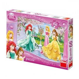 Puzzle - printese (66 piese)
