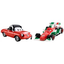 Francesco si Guiseppe cu casca - Cars